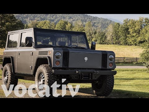 The World's First All-Electric Sport Utility Truck Is The Bollinger B1