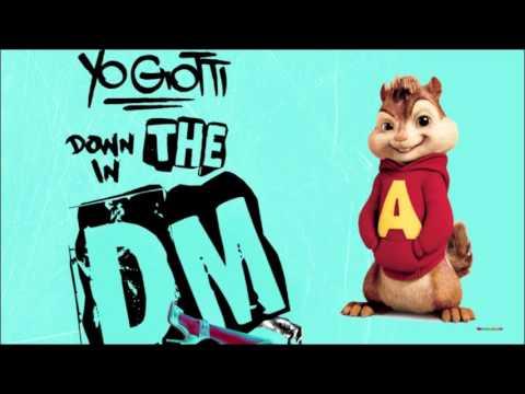 Yo Gotti - Down In The DM Ft. Nicki Minaj (Alvin and the Chipmunks Cover)
