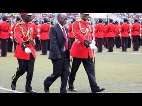 Tanzanian president sacks minister for being drunk on the job