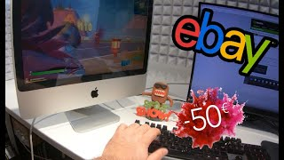 COMPRO: Un IMAC por 50 euros En EBAY 🛒