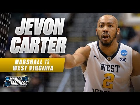 West Virginia\'s Jevon Carter could not be stopped in the Mountaineers\' victory