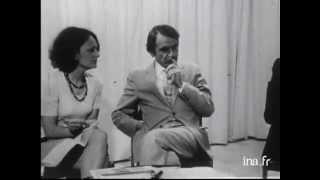 Marshall McLuhan et Pierre Schaeffer (INA, 1973)