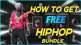 HOW TO GET FULL HIP-HOP Bundle 🤔|| FREE  FREE FIRE TELUGU