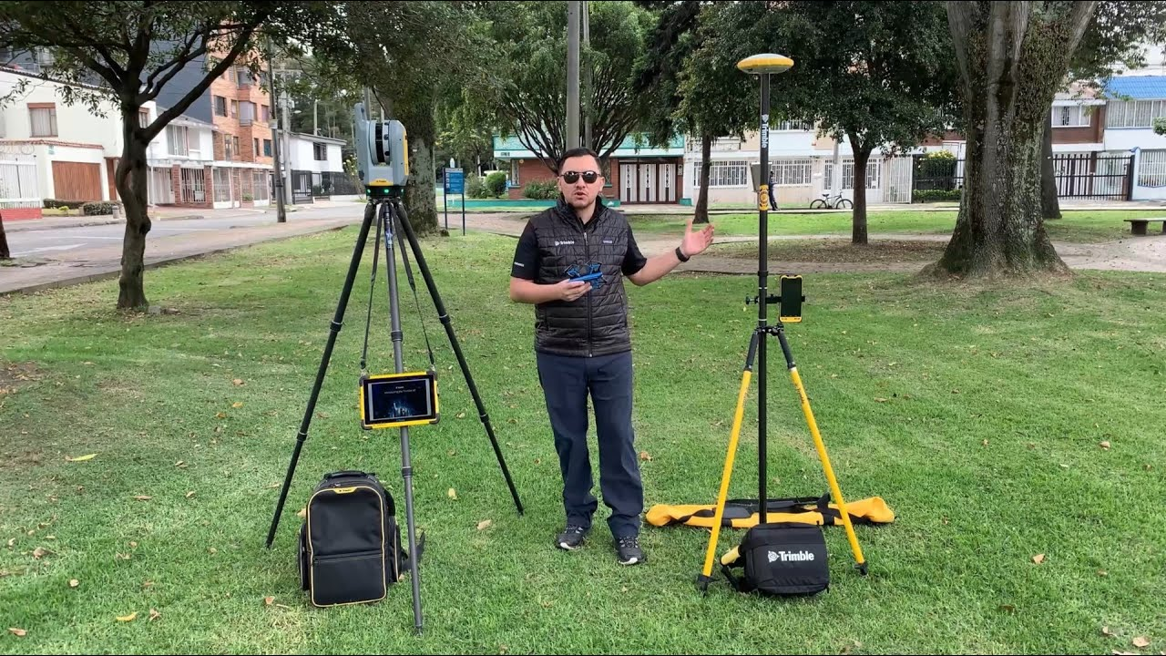 R4sLE GNSS, X7 & UAV Data Integration/Integración