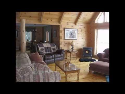 Rustic Style Ideas For Cabin Decor