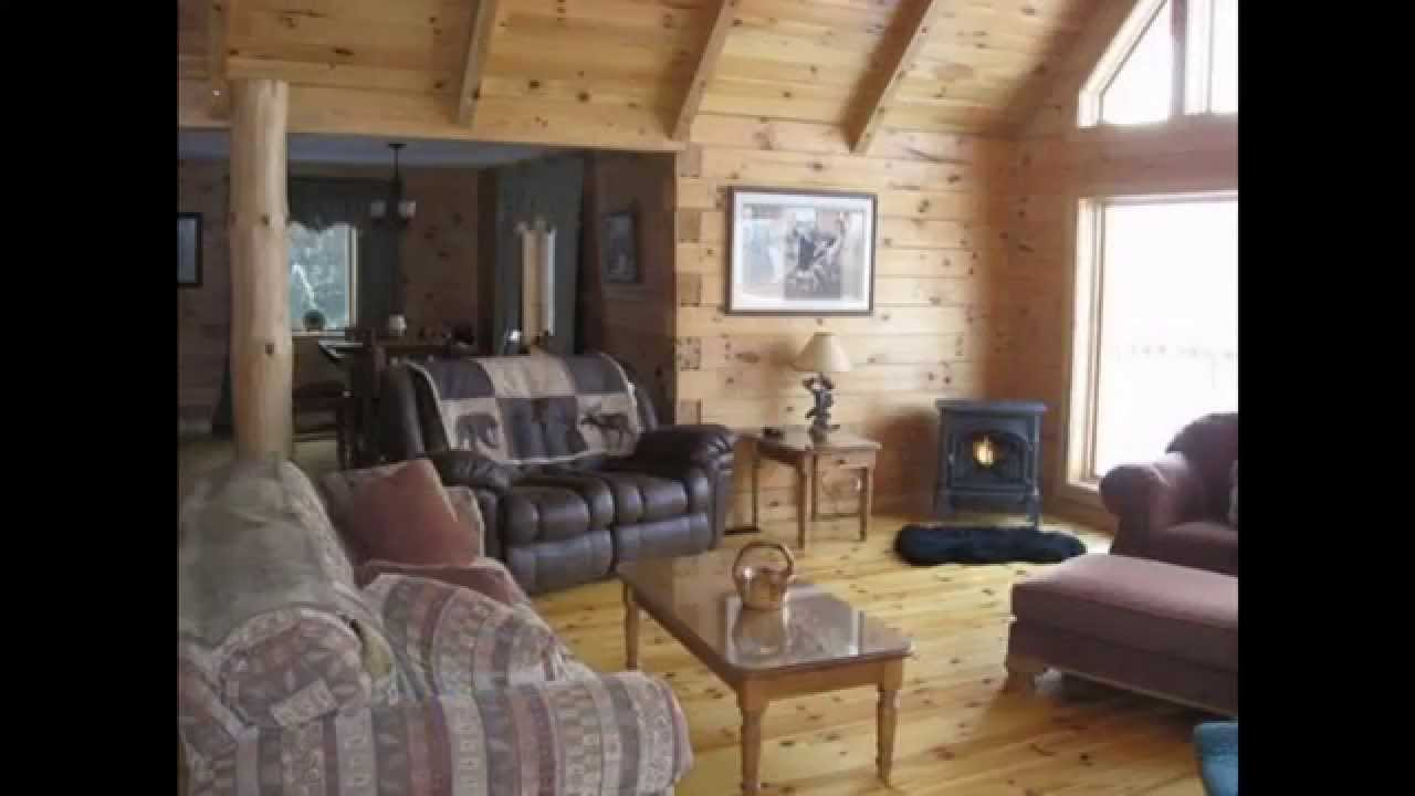 cabin living room decor rustic style ideas for cabin decor 15486