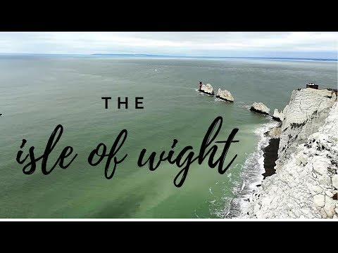 The Isle of Wight & The Needles || England