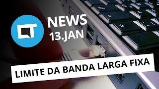 Polêmica da banda larga no Brasil, LG G6, Nintendo Switch e + [CTNews]