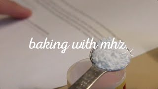 baking with mhz.