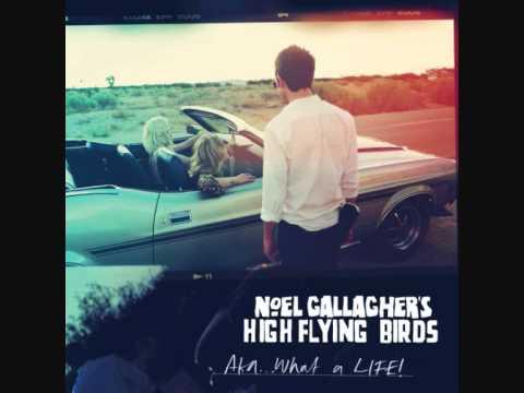 01-Noel Gallagher's High Flying Birds - Everybody's On The Run-FULL TRACK!