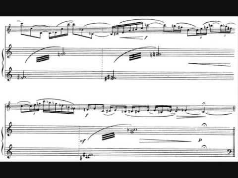 Bohuslav Martinů - Concerto for Oboe and Small Orchestra