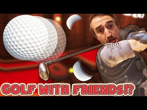 BEST HALLOWEEN EDITION GOLF COURSE - Golf With Friends