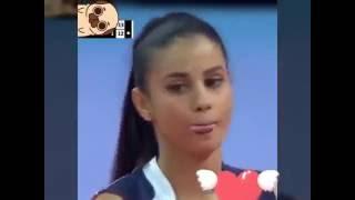 Winifer Fernandez ★ calienta los juegos olimpicos de Rio 2016 ★ Beautiful Indoor Volleyball Girl