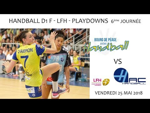 2018 05 25 Rencontres Sportives   Championnat LFH Playdowns   BDP vs LE HAVRE