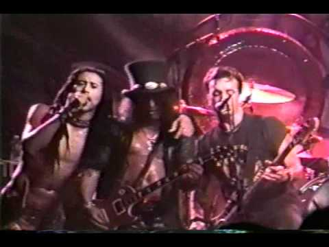 09 – Slash's Snakepit – Landslide, live in Dallas, 2001-07-09