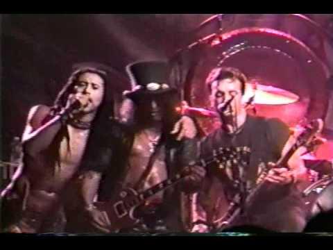 09 – Slash's Snakepit – Landslide, live in Dallas, 2001-07-09