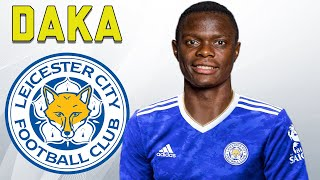 Patson Daka ● Welcome to Leicester City 🔵 BEST Goals & Skills