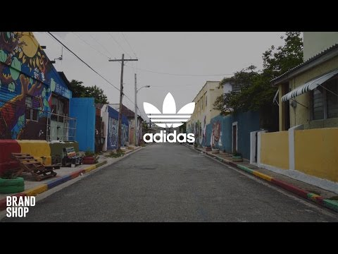 adidas SPEZIAL коллекция Весна / Лето 17 с участием Chronixx