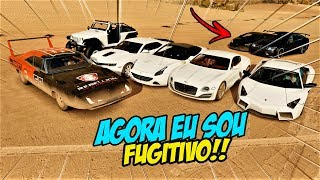 AGORA EU SOU O FUGITIVO!! - ANJO DA GUARDA - FORZA HORIZON 3