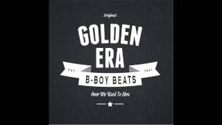 Golden Era Mixes Volume 5 - B-Boy Beats