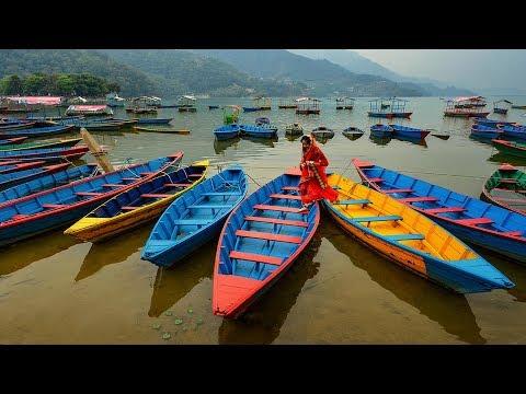 Phewa Lake, Pokhara,Nepal