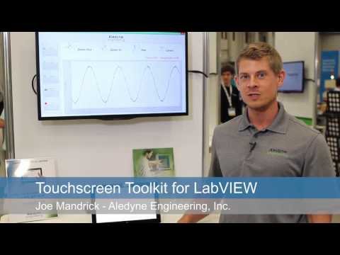Touchscreen Toolkit for LabVIEW - Aledyne Engineering, Inc.