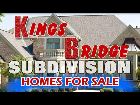 Kings Bridge House For Sale Near Clifford Crone Middle School