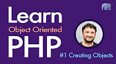 Learn Object Oriented PHP [2021] | PHP Beginners - Intermediate - Advanced Tutorial Playlist | Object Oriented Programming Lessons