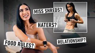 Honest Q&A: Do I Miss Being Shredded? All In Haters? Cheat Days? Digestion Issues?