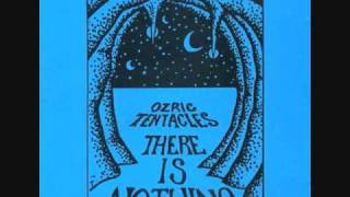 ozric tentacles staring at the moon from there is nothing lp 1986