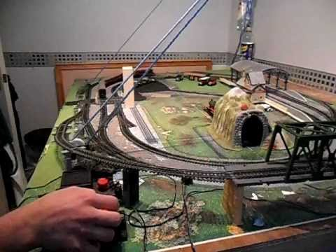 Hornby Train Set Lay out FOR SALE ON GUMTREE DORSET