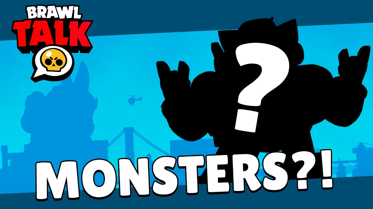 Brawl Stars: Brawl Talk - Summer of Monsters!