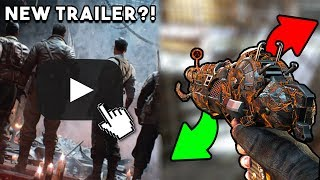 NEW ZOMBIES TRAILER???! + BOX ROULETTE CHALLENGE