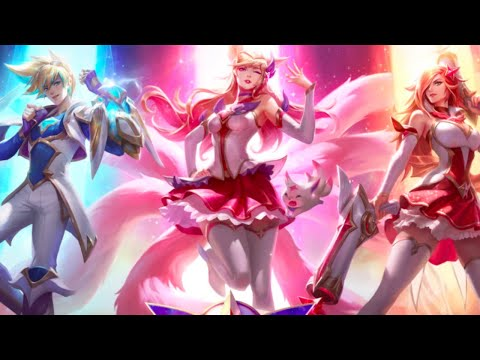 League of Legends Official Star Guardian 2017 Skins Trailer