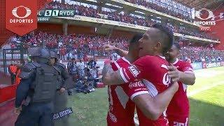 Gol de Alan Medina | Toluca 5 - 1 Monterrey | Clausura 2019 - Jornada 13 | Televisa Deportes