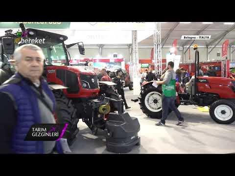 Tarım Gezginleri : EIMA 2018 Erkunt Traktör ve ArmaTrac