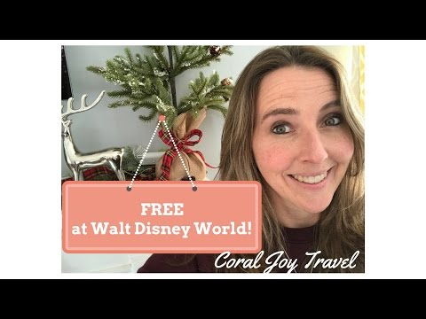 FREE Things to do OUTSIDE of Walt Disney World THEME PARKS!