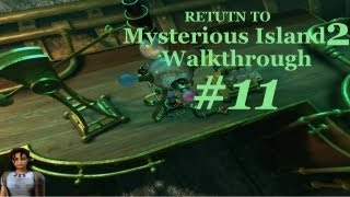Return to Mysterious Island 2 Walkthrough part 11
