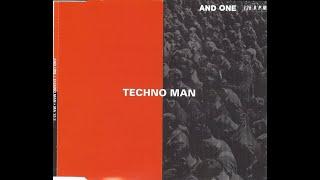 And One – Techno Man [1991] (FULL MCD)