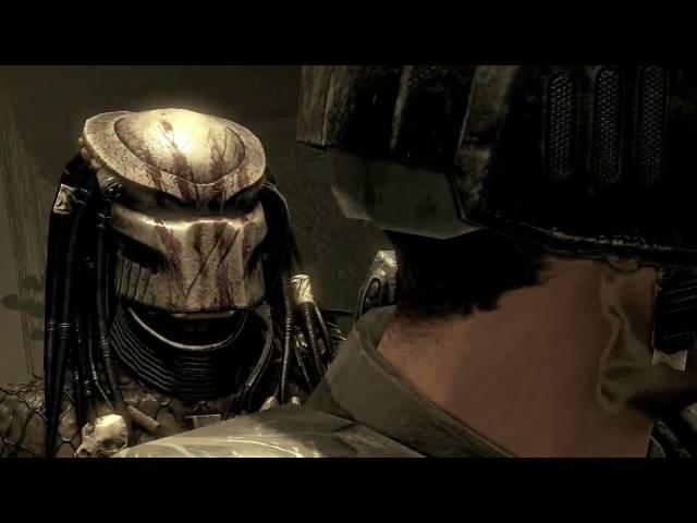 alien vs predator 2 the game trailer
