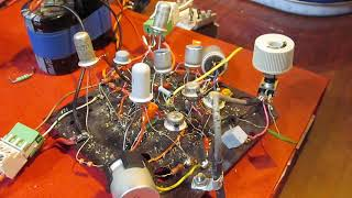 Усилитель на германиевых транзисторах (ГТ308, МП37, ГТ404/402, П216) в режиме В.
