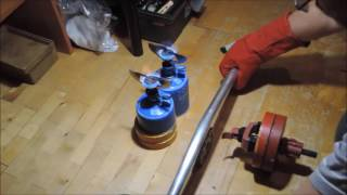 Согнуть алюминиевую трубу(, 2016-10-30T05:30:22.000Z)