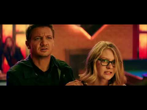 The House 2017  Cut Jeremy Renner Hand