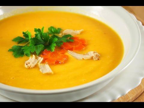 Суп пюре картофельный постный