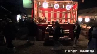 日本の祭り 中高津 2013年7月14日