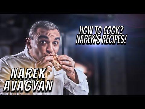 Нарек Авагян и Настоящая Армянская Шаурма!   Бурум в Лаваше   Рецепты от Нарека Авагяна