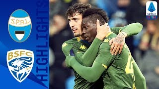 Mario balotelli's second-half goal proved the difference as brescia edged spal to pick up three points   serie athis is official channel for a,...