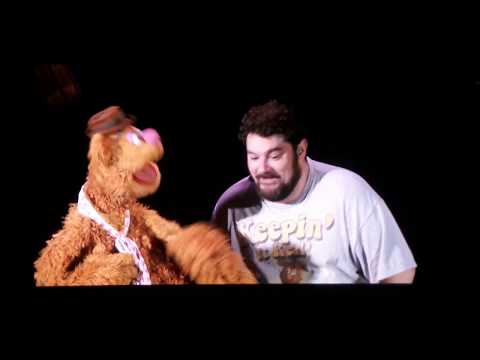 The Muppets - Most Jokes Told in Two Minutes - Live @ Hollywood Bowl 9/9/17