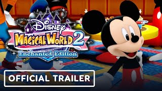 Disney Magical World 2: Enchanted Edition - Official Nintendo Switch Trailer
