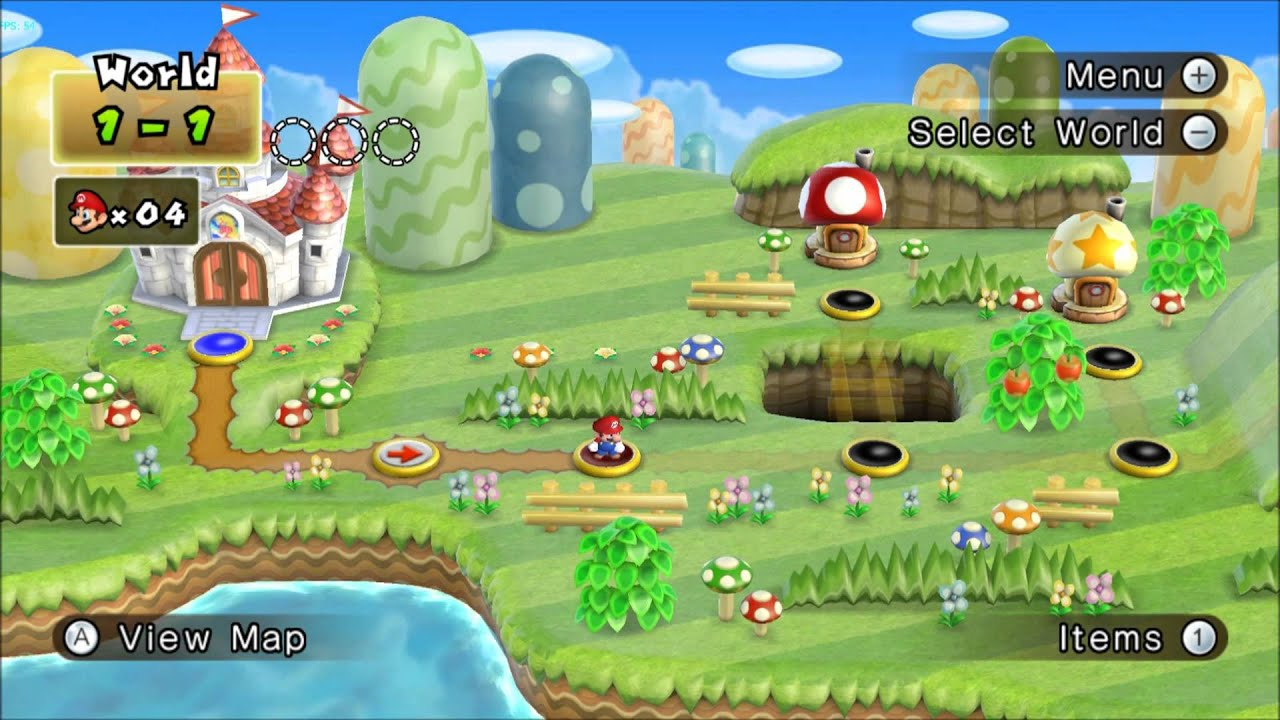 New Super Mario Bros Wii Dolphin Download Templatespdf
